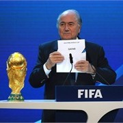 Russia and Qatar to host World Cup in 2018 and 2022